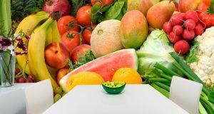 Fototapety do kuchni owoce