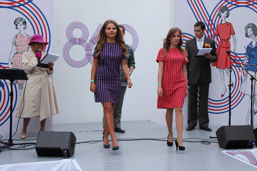 Modelki casting do pokazów mody
